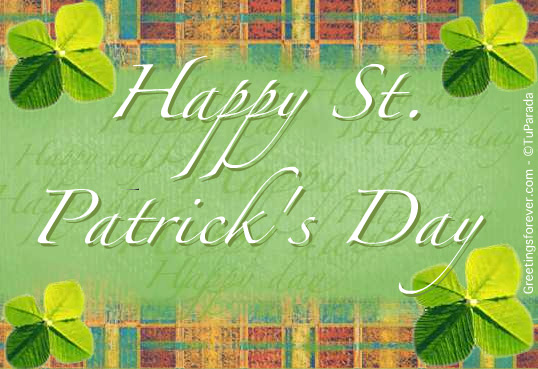 Ecard - Happy St. Patrick's day