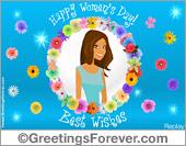 Women's Day ecard
