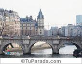 Paisaje de París