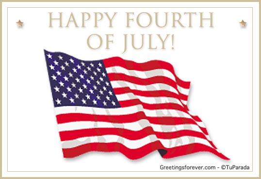 Ecard - Happy Fourth of July