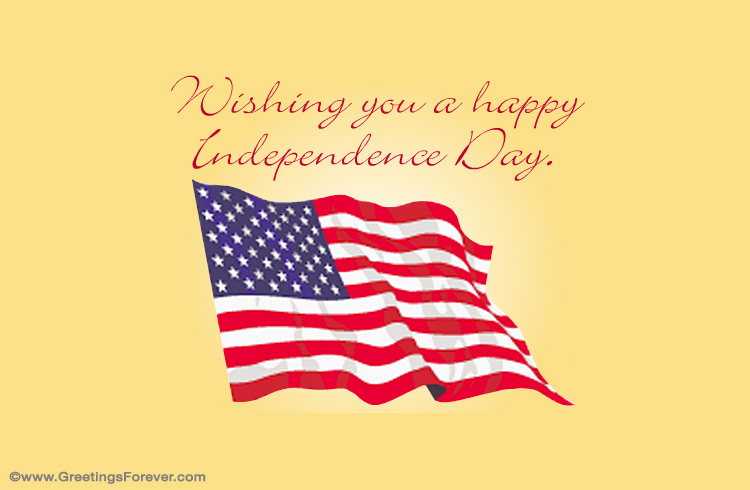 Ecard - Independence day