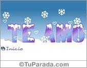 Te amo en invierno