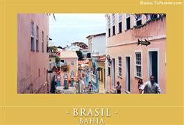 Brasil, Bahía