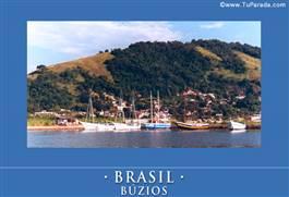 Tarjeta de Fotos de Brasil