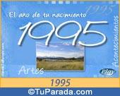 Tarjeta de 1995