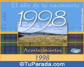 Tarjeta de 1998