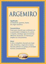 Nombre Argemiro