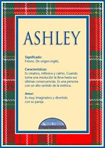Nombre Ashley