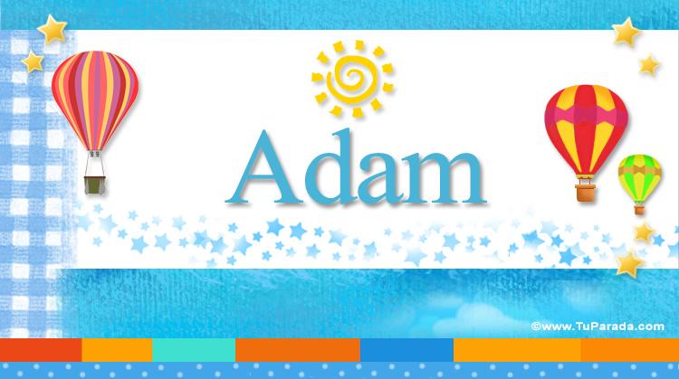 Adam, imagen de Adam