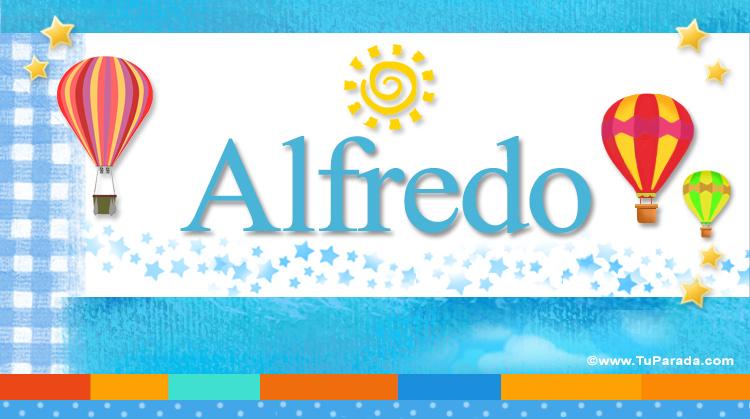 Alfredo, imagen de Alfredo