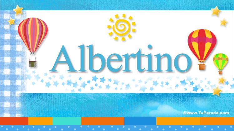 Albertino, imagen de Albertino