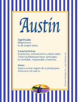 Nombre Austin