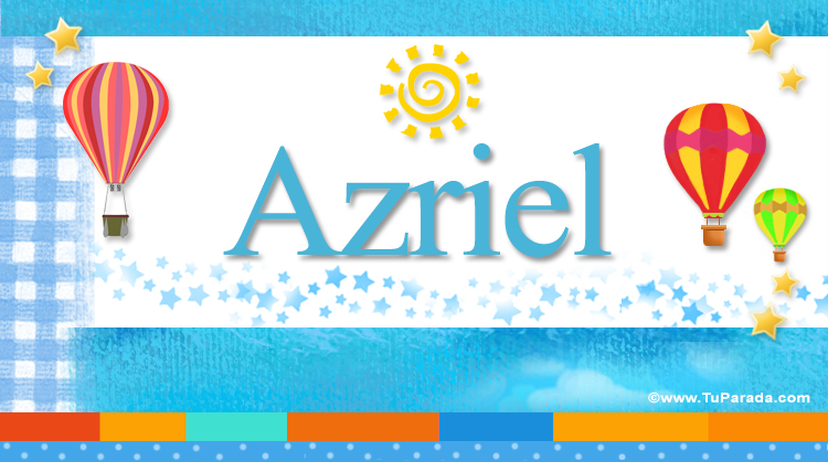 Azriel, imagen de Azriel