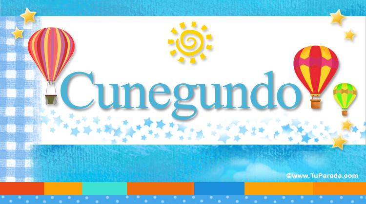 Cunegundo, imagen de Cunegundo