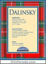 Dalinsky