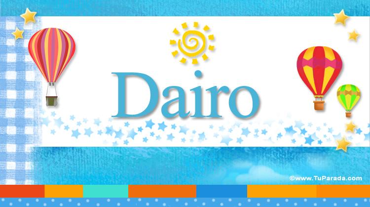 Dairo, imagen de Dairo
