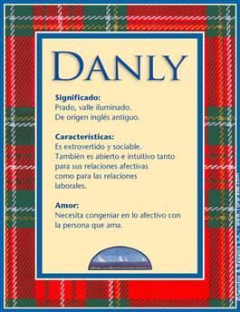 Nombre Danly