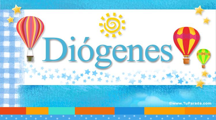 Diógenes, imagen de Diógenes