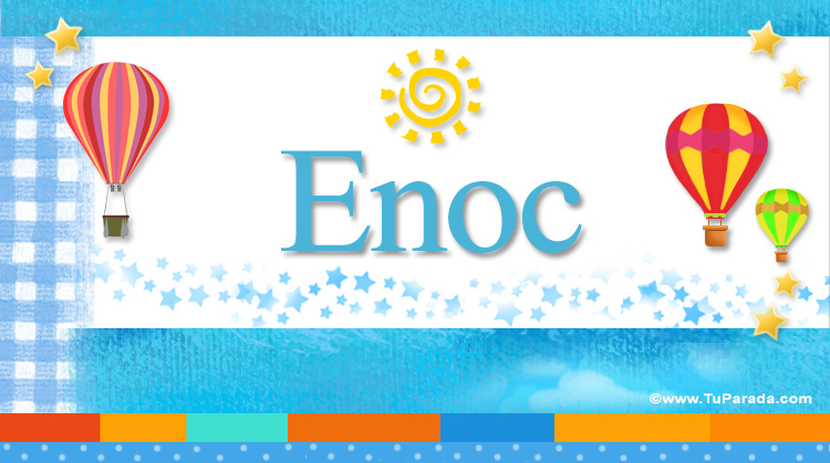 Enoc, imagen de Enoc