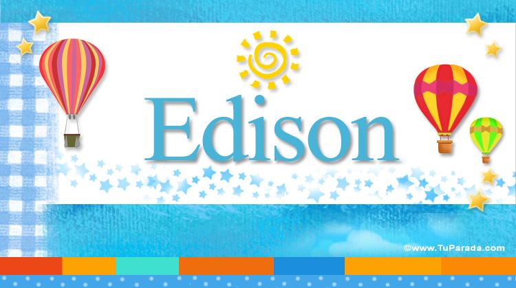 Edison, imagen de Edison