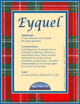 Nombre Eyquel