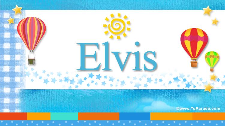 Elvis, imagen de Elvis