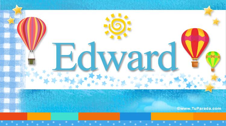 Edward, imagen de Edward
