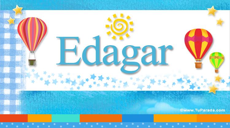 Edagar, imagen de Edagar