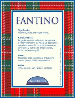 Nombre Fantino