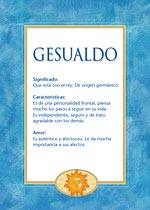 Nombre Gesualdo