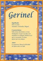 Gerinel