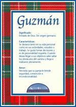 Nombre Guzmán