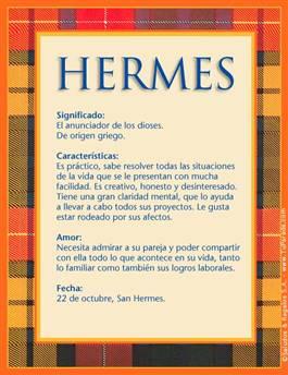 Nombre Hermes