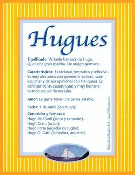 Nombre Hugues