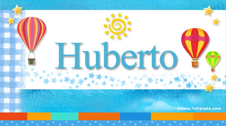 Huberto, imagen de Huberto