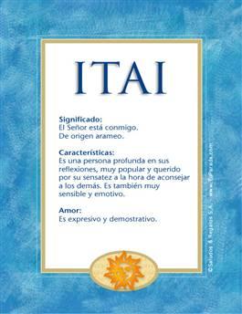 Nombre Itai