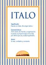 Nombre Italo
