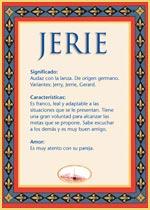 Nombre Jerie