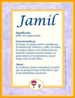 Nombre Jamil