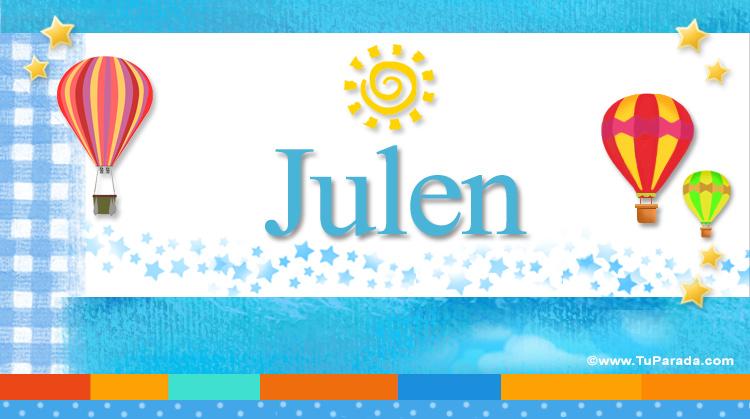 Julen, imagen de Julen