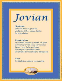 Nombre Jovian