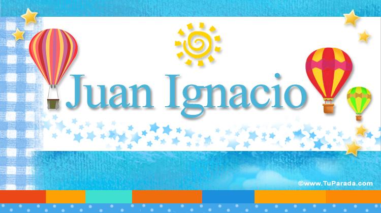 Juan Ignacio, imagen de Juan Ignacio