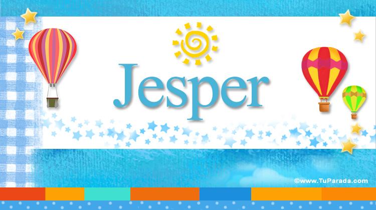 Jesper, imagen de Jesper