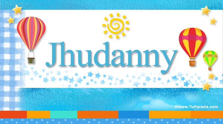 Jhudanny, imagen de Jhudanny