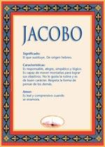 Nombre Jacobo