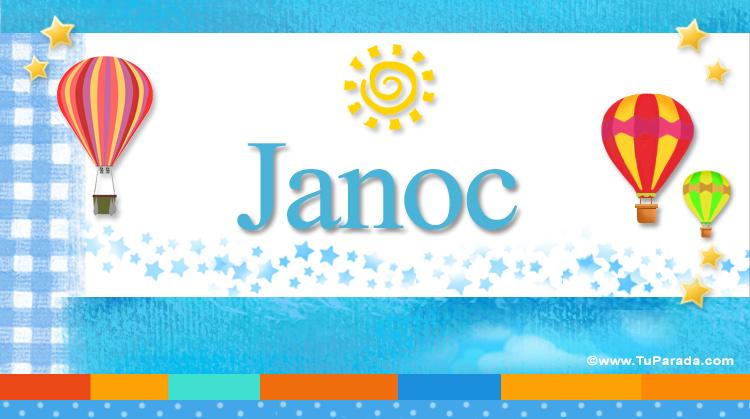 Janoc, imagen de Janoc
