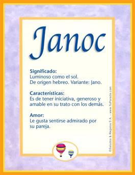 Nombre Janoc