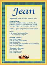 Nombre Jean