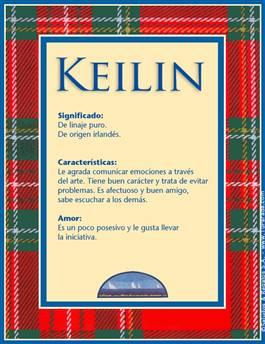 Nombre Keilin