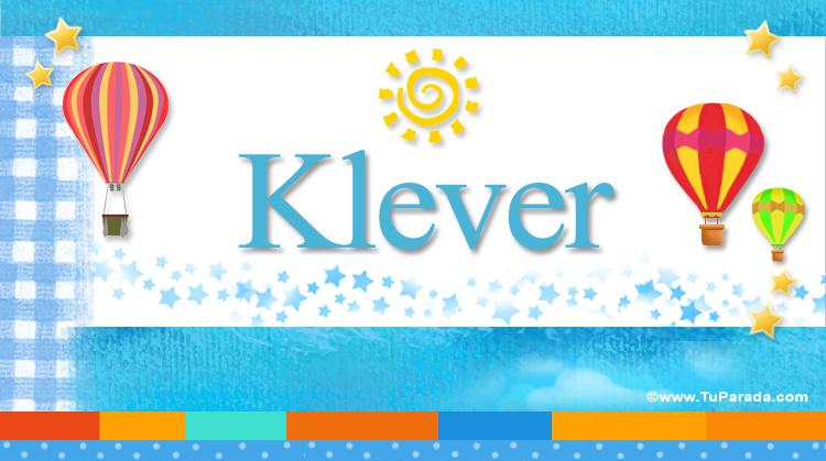 Klever, imagen de Klever